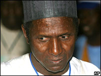 Nigeria&#039;s President Yar&#039;Adua