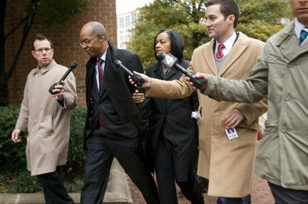 ex-congressman U.S . Willian Jefferson trial 2009