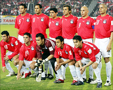 Egypt-nationalsoccer-team