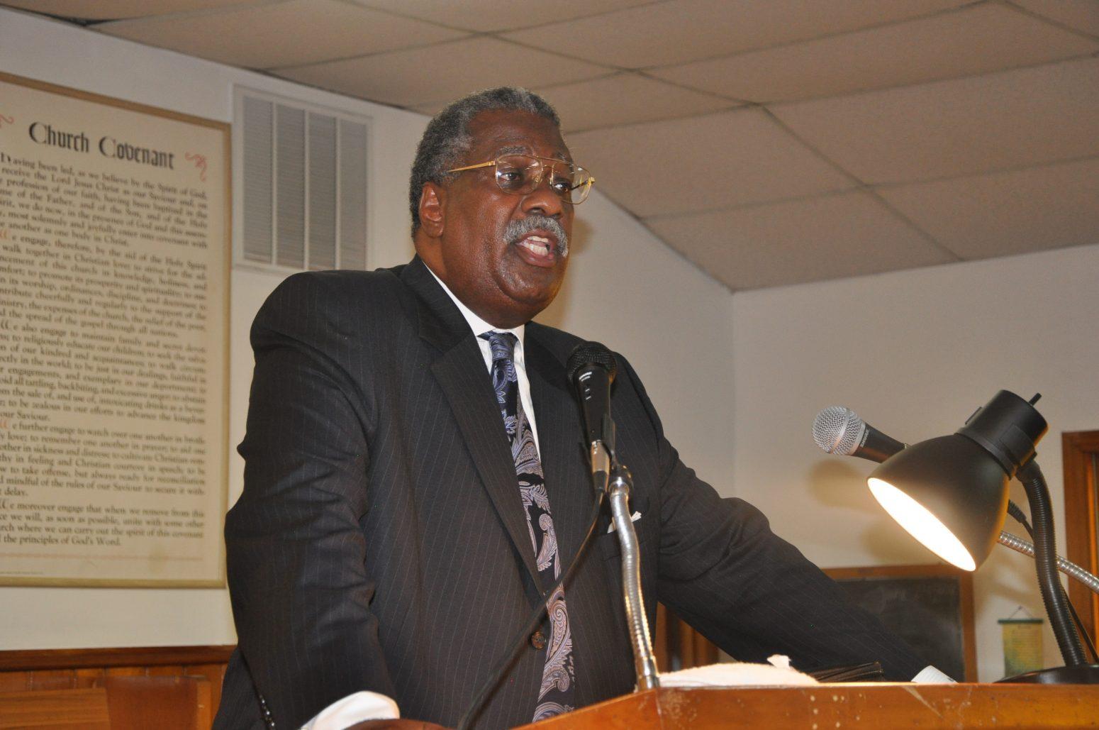 Rev. Nick Clayton's faithfulness extends his grandpa's vision at St. Paul church