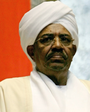 WAR CRIMES: Sudan's President runs from Nigeria after demands for his arrest