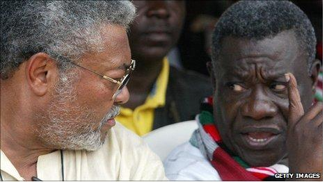 Rawlings reveals late President Mills' health could not ...