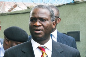 Fashola on Achebe's Biafra explosive book, live at Achebe colloquium. By Chido Nwangwu