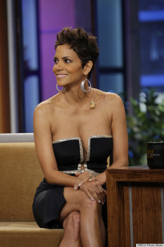 Halle Berry's low cut dress gets Americans, fashionistas talking....