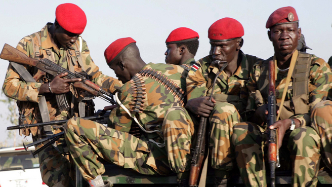 South Sudan ethnic war continues; rebels target capital
