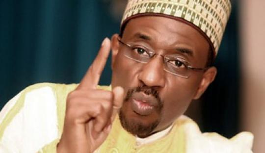 Sanusi challenges Jonathan: you can suspend me, you cannot suspend the truth….