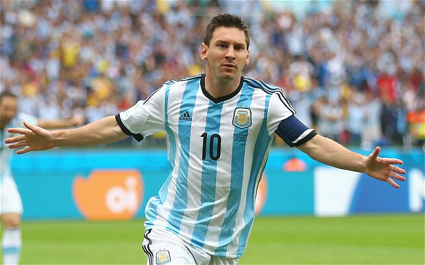 World Cup 2014: Nigeria takes on Messi's Argentina; loses 2-3; advances to battle of 16 teams