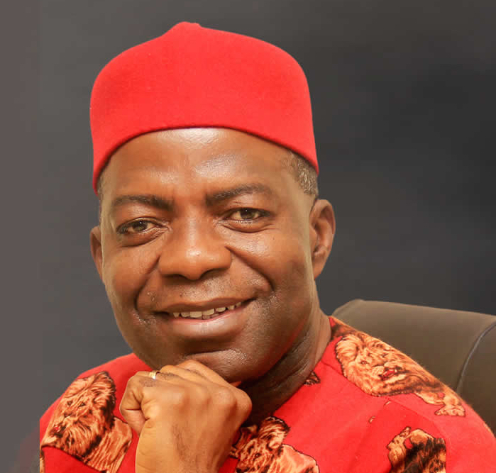 """USAfrica: APGA's Dr. Otti says """"No amount of Intimidation and Violence will stop the votes for change in Abia"""""""