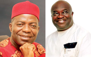 USAfrica: Otti vs Ikpeazu, election tribunal grants Otti inspection of ballot papers, card readers, sensitive electoral materials