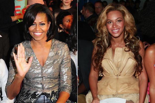 Beyoncé writes Michelle Obama a public, hand-written letter