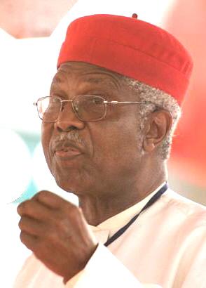 Alex-Ekwueme-ex-VP_Nigeria_in-white-trad-red-cap