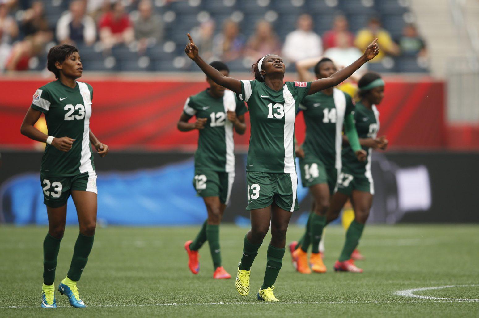 African Women's Cup of Nations finals: Nigeria vs Cameroon