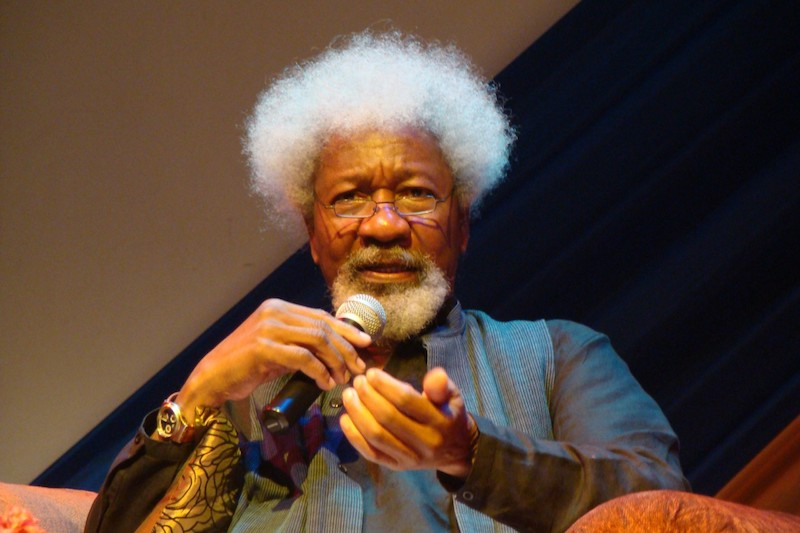 """Soyinka says Buhari should prepare for """"a huge squawk when the truth about how Kanu was arrested comes out"""""""