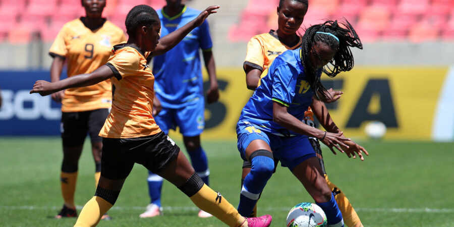 """USAfrica: Why Madam President got a red card for calling women footballers """"flat chests"""". By Chido Nwangwu"""